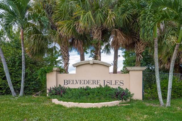 1161 Golden Lakes Boulevard #1316, West Palm Beach, FL 33411 (MLS #RX-10570549) :: The Jack Coden Group
