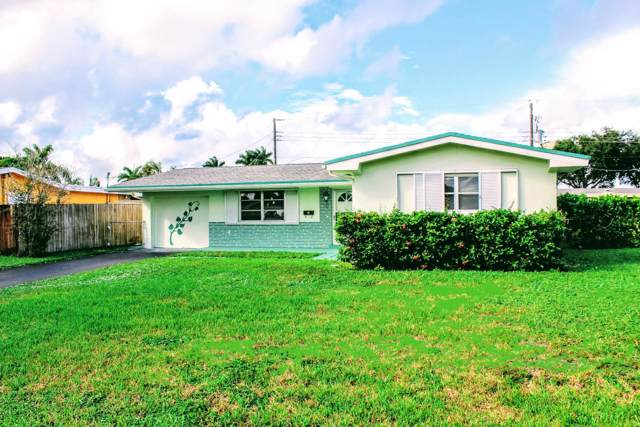 8621 NW 11th Court, Pembroke Pines, FL 33024 (MLS #RX-10570604) :: United Realty Group