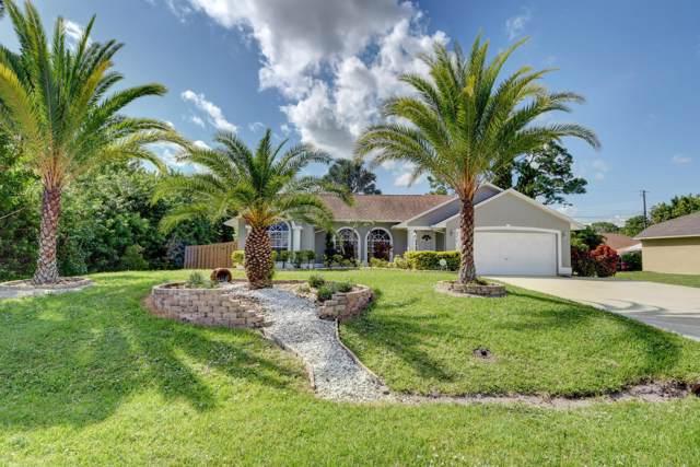 4218 SW Kazan Street, Port Saint Lucie, FL 34953 (MLS #RX-10570631) :: Castelli Real Estate Services