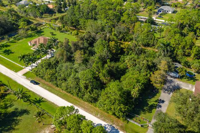 0 36th Court, Loxahatchee, FL 33470 (MLS #RX-10570637) :: United Realty Group