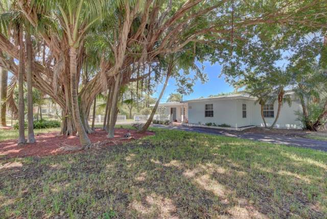 1301 Lake Drive, Delray Beach, FL 33444 (MLS #RX-10570641) :: United Realty Group