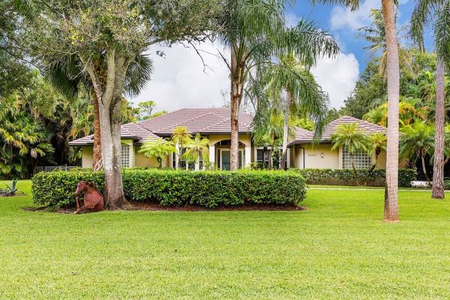 13735 Doubletree Trail, Wellington, FL 33414 (MLS #RX-10570643) :: United Realty Group