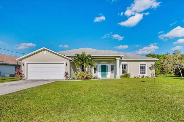 1841 SW Hampshire Lane, Port Saint Lucie, FL 34953 (MLS #RX-10570669) :: Castelli Real Estate Services