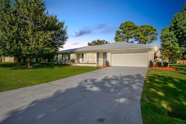 1829 SE Adair Road, Port Saint Lucie, FL 34952 (MLS #RX-10570672) :: Castelli Real Estate Services
