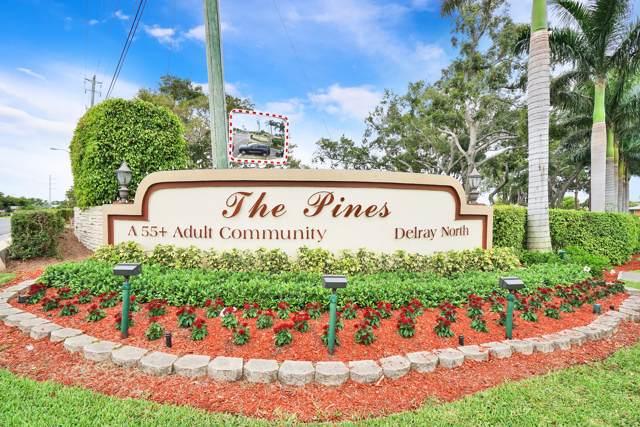1860 NW 13th Street #201, Delray Beach, FL 33445 (#RX-10570710) :: The Reynolds Team/Treasure Coast Sotheby's International Realty