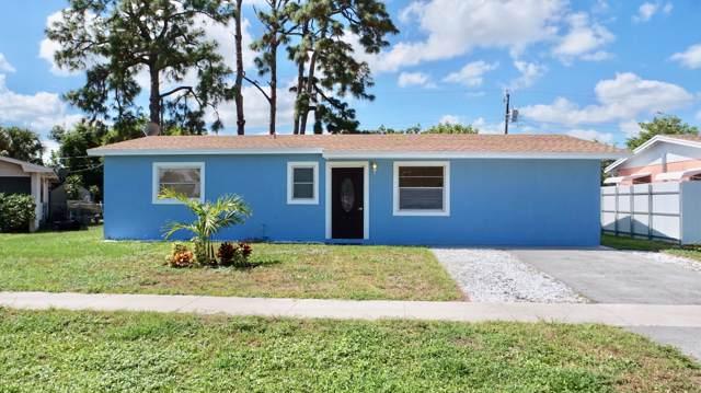 2131 W Bond Drive, West Palm Beach, FL 33415 (MLS #RX-10570749) :: Berkshire Hathaway HomeServices EWM Realty