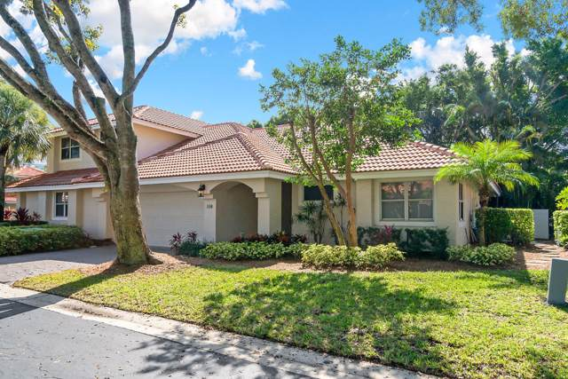2034 NW 52nd Street, Boca Raton, FL 33496 (MLS #RX-10570758) :: Berkshire Hathaway HomeServices EWM Realty