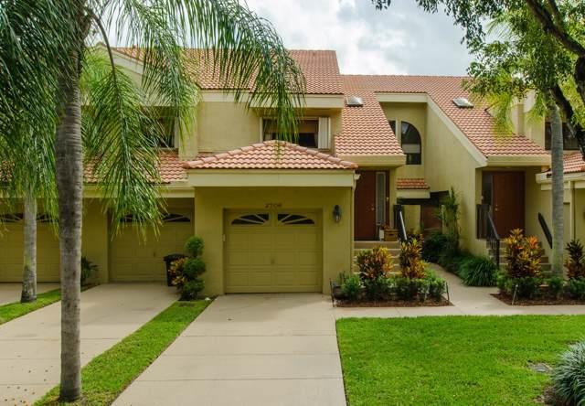 2706 Black Oak Way #2706, Boynton Beach, FL 33436 (MLS #RX-10570842) :: Laurie Finkelstein Reader Team