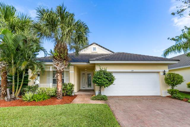 159 NW Swann Mill Circle, Port Saint Lucie, FL 34986 (MLS #RX-10570845) :: The Nolan Group of RE/MAX Associated Realty