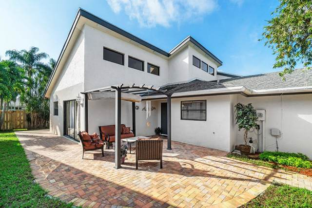 50 Baytree Circle, Boynton Beach, FL 33436 (#RX-10570894) :: Ryan Jennings Group