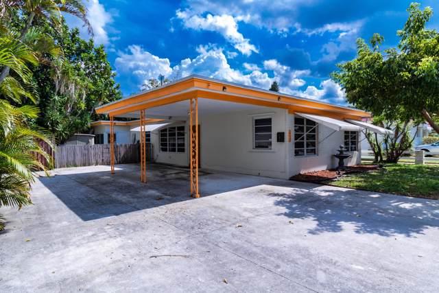1718 N K Street, Lake Worth Beach, FL 33460 (MLS #RX-10570915) :: Berkshire Hathaway HomeServices EWM Realty