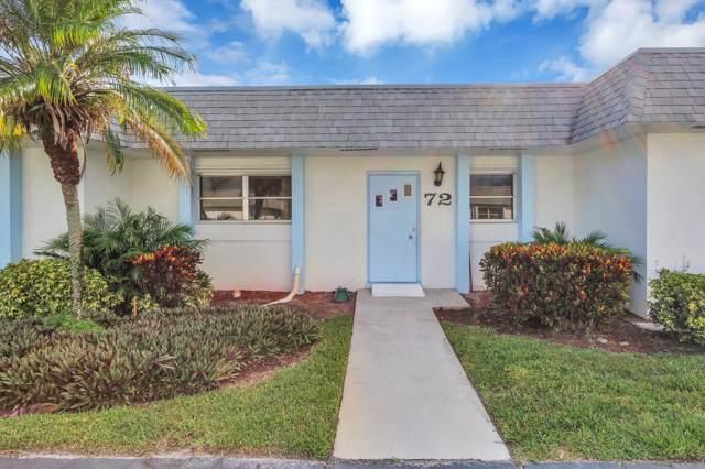 2638 Gately Drive E #72, West Palm Beach, FL 33415 (#RX-10570945) :: Ryan Jennings Group