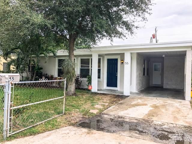 55 W 34th Street, Riviera Beach, FL 33404 (#RX-10570991) :: Ryan Jennings Group