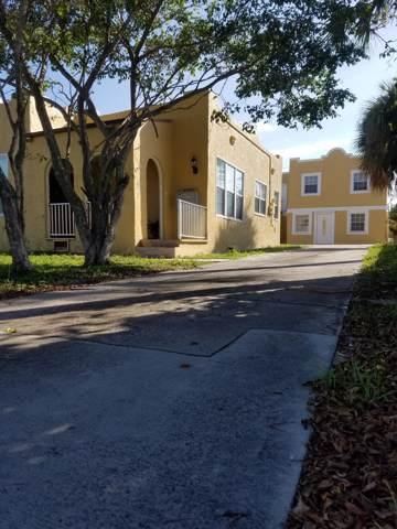 4712 Garden Avenue, West Palm Beach, FL 33405 (MLS #RX-10570995) :: Berkshire Hathaway HomeServices EWM Realty