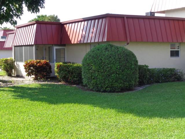 12019 W Greenway Drive #107, Royal Palm Beach, FL 33411 (#RX-10571008) :: Ryan Jennings Group