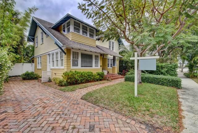 318 Croton Way, West Palm Beach, FL 33401 (#RX-10571010) :: Ryan Jennings Group