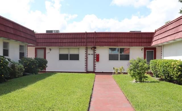 196 Waterford, Delray Beach, FL 33446 (#RX-10571011) :: Ryan Jennings Group