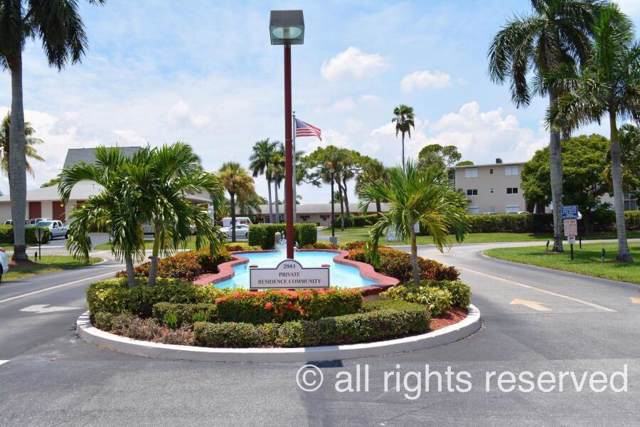 2769 Garden Drive S #205, Palm Springs, FL 33461 (MLS #RX-10571036) :: Castelli Real Estate Services