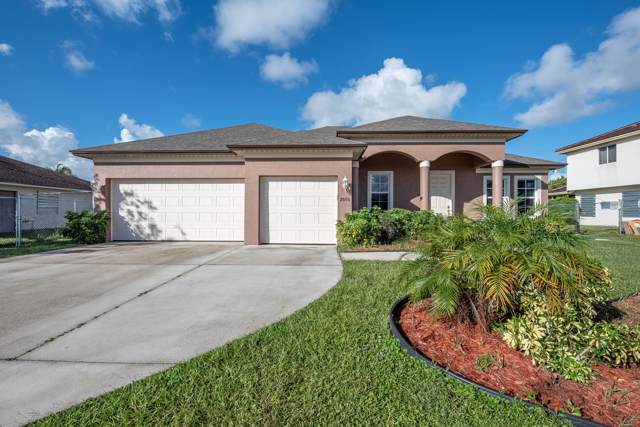 2050 SW Hampshire Lane, Port Saint Lucie, FL 34953 (MLS #RX-10571065) :: The Nolan Group of RE/MAX Associated Realty
