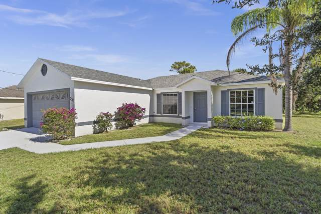 2301 SW Susset Lane, Port Saint Lucie, FL 34953 (MLS #RX-10571087) :: The Nolan Group of RE/MAX Associated Realty