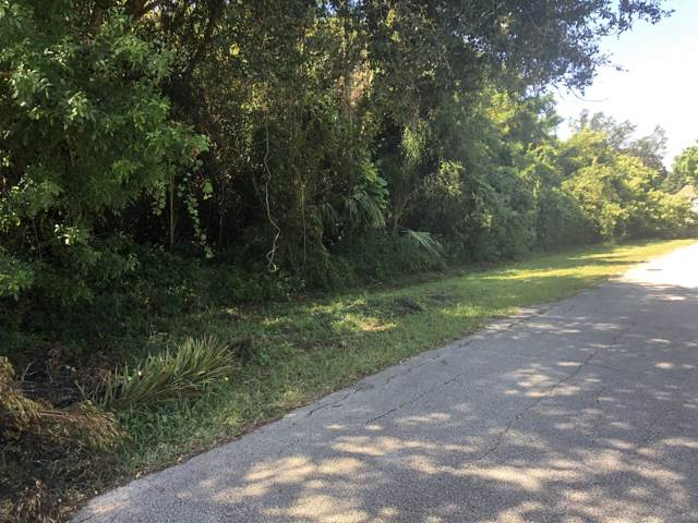1150 SE Stewart Road, Port Saint Lucie, FL 34952 (MLS #RX-10571098) :: The Nolan Group of RE/MAX Associated Realty