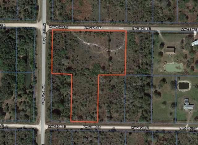 19092 NW 282nd Street, Okeechobee, FL 34972 (MLS #RX-10571103) :: The Jack Coden Group