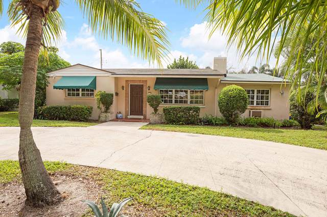 234 Forest Hill Boulevard, West Palm Beach, FL 33405 (MLS #RX-10571124) :: The Nolan Group of RE/MAX Associated Realty