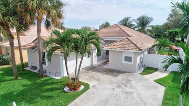 26 Valencia Drive, Boynton Beach, FL 33436 (MLS #RX-10571197) :: Castelli Real Estate Services