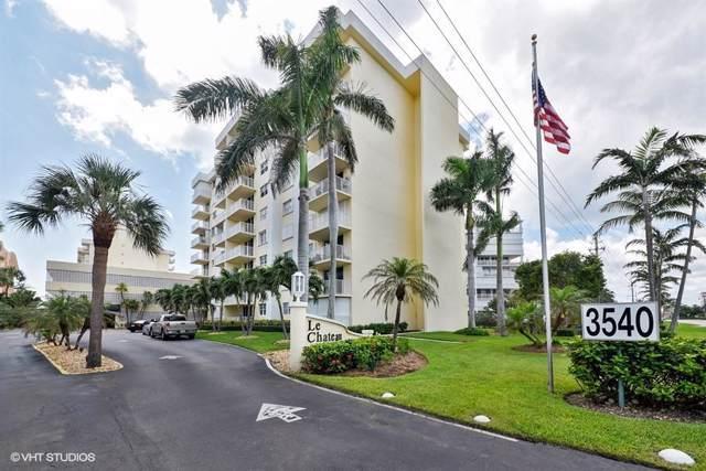 3540 S Ocean Boulevard #110, South Palm Beach, FL 33480 (#RX-10571213) :: Ryan Jennings Group