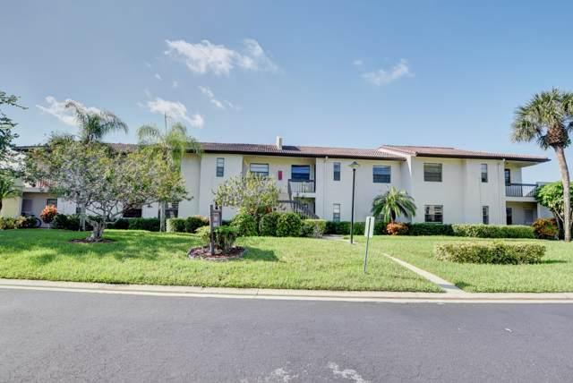7927 Eastlake Drive 5-C, Boca Raton, FL 33433 (#RX-10571257) :: Ryan Jennings Group
