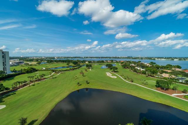 1900 Consulate Place #1606, West Palm Beach, FL 33401 (MLS #RX-10571261) :: The Jack Coden Group