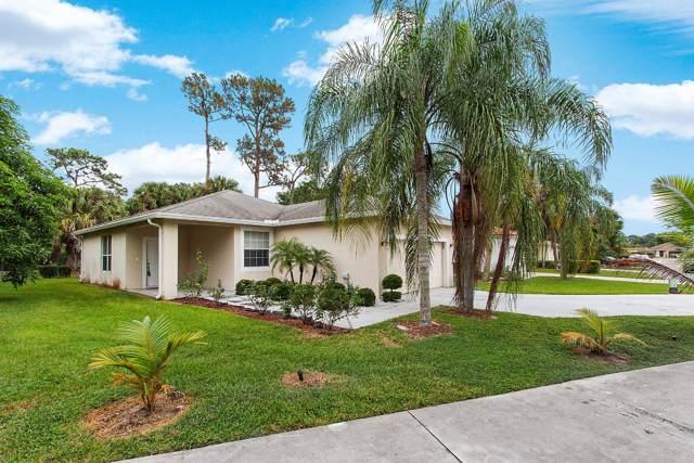 5412 Club Circle, Haverhill, FL 33415 (MLS #RX-10571294) :: Berkshire Hathaway HomeServices EWM Realty