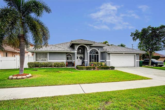 6984 NW 19th Court, Margate, FL 33063 (MLS #RX-10571331) :: Berkshire Hathaway HomeServices EWM Realty