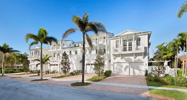 112 Andrews Avenue 1A, Delray Beach, FL 33483 (#RX-10571358) :: Ryan Jennings Group