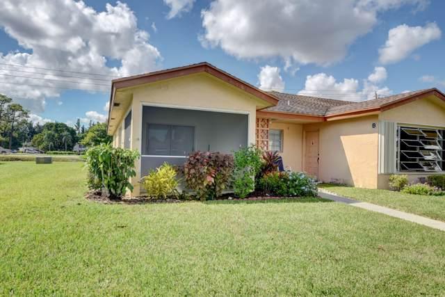 14739 Canalview Drive A, Delray Beach, FL 33484 (#RX-10571405) :: Weichert, Realtors® - True Quality Service