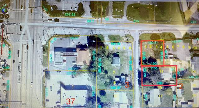 393 Midway Road, Fort Pierce, FL 34982 (#RX-10571415) :: Ryan Jennings Group