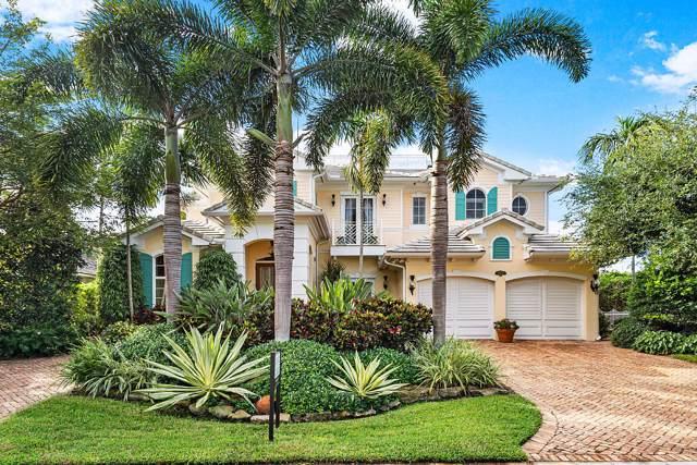 1032 N Vista Del Mar Drive, Delray Beach, FL 33483 (#RX-10571444) :: Weichert, Realtors® - True Quality Service