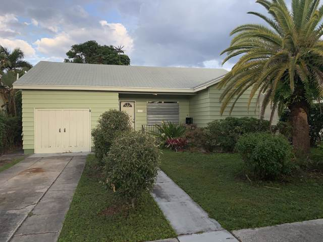 810 N Ocean Breeze Street, Lake Worth Beach, FL 33460 (#RX-10571496) :: Weichert, Realtors® - True Quality Service