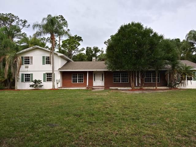 2985 59th Avenue, Vero Beach, FL 32966 (#RX-10571515) :: Weichert, Realtors® - True Quality Service