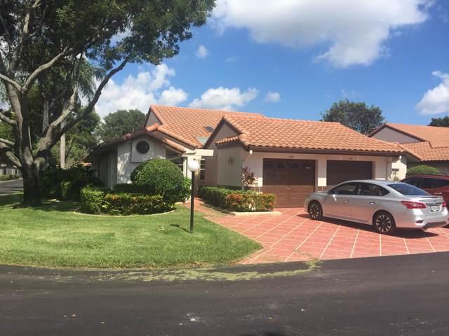 6399 Mill Pointe Circle, Delray Beach, FL 33484 (#RX-10571533) :: Weichert, Realtors® - True Quality Service