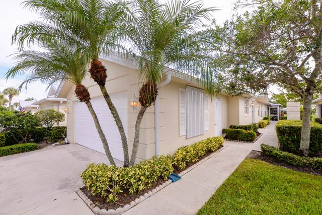 1610 SW Waterfall Boulevard, Palm City, FL 34990 (#RX-10571534) :: Real Estate Authority