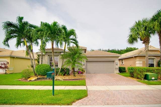 6957 Pisano Drive, Lake Worth, FL 33467 (#RX-10571543) :: Weichert, Realtors® - True Quality Service