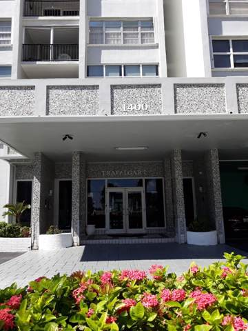 1400 S Ocean Drive #304, Hollywood, FL 33019 (MLS #RX-10571547) :: Castelli Real Estate Services