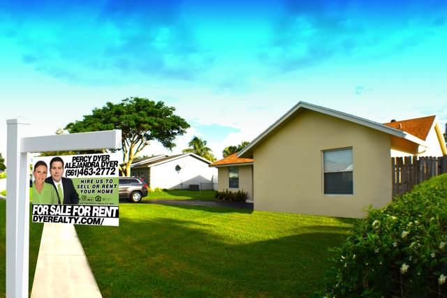 9544 Richmond Circle, Boca Raton, FL 33434 (#RX-10571562) :: Weichert, Realtors® - True Quality Service