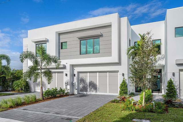 870 NE 7th Avenue, Delray Beach, FL 33483 (#RX-10571589) :: Dalton Wade