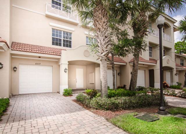 4577 Artesa Way S, Palm Beach Gardens, FL 33418 (#RX-10571625) :: Weichert, Realtors® - True Quality Service