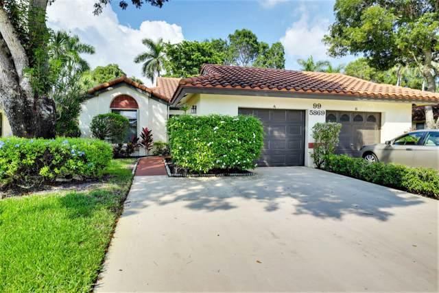 5869 Sunswept Lane A, Boynton Beach, FL 33437 (#RX-10571673) :: The Reynolds Team/Treasure Coast Sotheby's International Realty