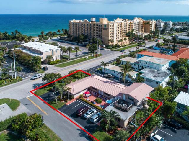 817 SE 20 Avenue, Deerfield Beach, FL 33441 (MLS #RX-10571681) :: The Paiz Group