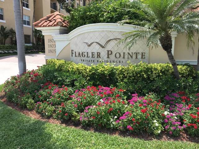 1801 N Flagler Drive #436, West Palm Beach, FL 33407 (#RX-10571683) :: Ryan Jennings Group