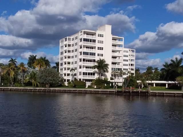 1000 Lowry Street 6J, Delray Beach, FL 33483 (MLS #RX-10571729) :: Berkshire Hathaway HomeServices EWM Realty